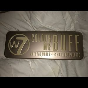 w7 Color Me Buff Eyeshadow Palette